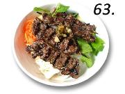 63- Vermicelli Grilled Beef