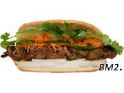 BM2- Bánh Mì Grilled Pork