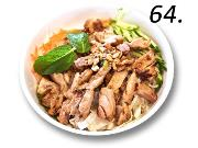 64- Vermicelli Grilled Chicken